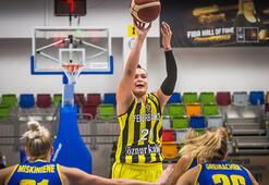 Fenerbahçe Öznur Kablo - Arka Gdynia: 88-57