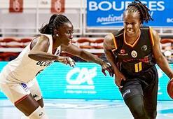 Bourges Basket - Galatasaray: 87-80
