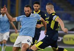 Son dakika - Lazioda gecenin kahramanı Vedat Muriqi 90da...