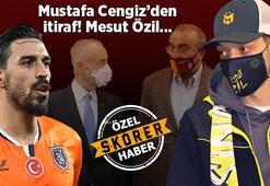 ÖZEL | Galatasaray İrfan Can Kahveciyi istedi Mesut Özil gerçeği ortaya çıktı
