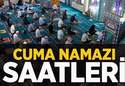 İstanbul, Ankara, İzmir cuma namazı saati   Cuma namazı saat kaçta kılınacak