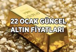 Altın fiyatları haftanın son işlem gününde kaç TLden işlem görüyor Çeyrek, Yarım ve Tam altın alış ve satış fiyatları...