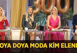 Doya Doya Moda kim elendi 22 Ocak Doya Doya Moda haftanın finalinde...