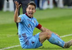Son dakika  | Trabzonsporda Joao Pereira kadro dışı kaldı