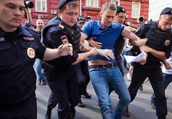 Kremlin: Navalnyye destek gösterileri yasa dışı