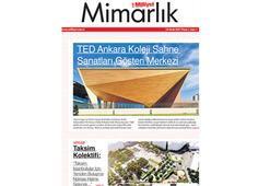 Milliyet Mimarlık Dergisi yayın hayatına başlıyor