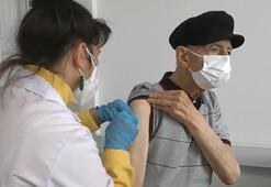 MSB duyurdu Ankara Özel Bakım Merkezinde 321 kişi aşılandı