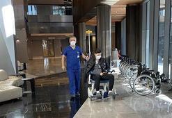 Fenerbahçede Ferdi Kadıoğlu taburcu edildi