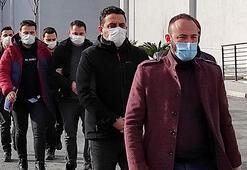 FETÖ operasyonunda KKTCde yakalanan şüpheli askerler Türkiyeye getirildi