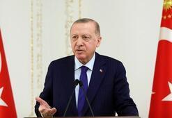 Cumhurbaşkanı Erdoğan Türkiye Genç İş Adamları heyetini kabulünde açıklamalarda bulundu