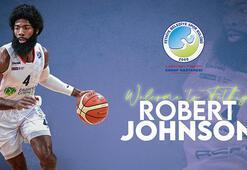 Lokman Hekim Fethiye Belediyespor, Robert Johnsonı transfer etti