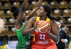 Bellona Kayseri Basketbol - Prometey: 106 - 82