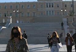 Yunanistanda Kovid-19 nedeniyle kapalı olan ortaokul ve liseler, 1 Şubatta açılacak