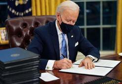 ABD Başkanı Bidendan 2 Kovid-19 kararnamesi