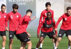 Antalyasporda parola galibiyet Muhtemel 11...