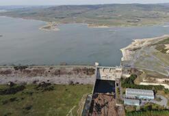 Herkesin gözü orada İstanbul barajlarında su...