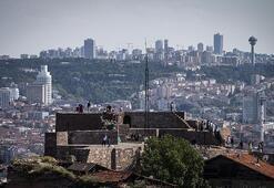 Ankarada doğal gaz kullanımının yaygınlaşması hava kalitesini artırdı