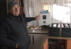 Kurduğu sistemle 8 yıldır elektriğe para vermiyor