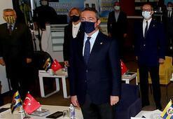 Son dakika | Fenerbahçe Başkanı Ali Koç açıkladı Mesut Özilin imza töreni...