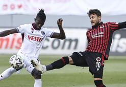 Gençlerbirliği -Trabzonspor: 1-2