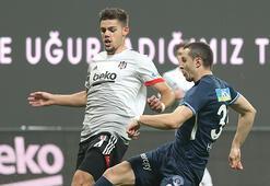 Son dakika - Beşiktaşta Montero yabancı sınırına takıldı Muhtemel 11ler...