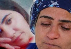 Kayıp kızı için gözyaşlarına boğuldu İçim yanıyor