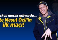 Son dakika Fenerbahçe haberleri: Mesut Özil sürprizi İşte ilk maçı...