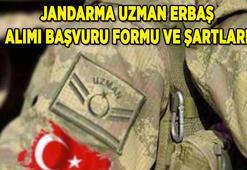 2021 Jandarma uzman erbaş alımı başvuru formu TIKLA: JGK (personel temin) uzman erbaş alımı boy-kilo tablosu ve başvuru şartları neler