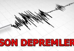 Son depremler AFAD ve Kandilli tarafından duyuruldu 24 Ocak 2021 Pazar