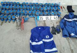 İzmirde su sayaçlarını çaldığı iddia edilen İZSU çalışanı tutuklandı