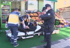 Kadıköyde bir kişiyi silahla yaralayan şüpheli gözaltına alındı
