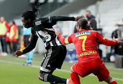 Beşiktaş - Göztepe: 2-1
