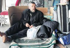 İstanbul'daki evsizler: Bizi görmezden gelmeyin