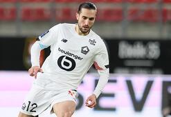 Lille, ligde tek golle kazandı
