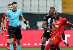 Beşiktaş - Göztepe maçında tepki çeken kararlar