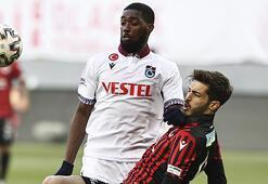 Son dakika - Trabzonsporda Djaniny'ye talip var