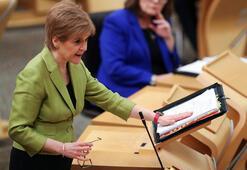 İskoçya lideri bağımsızlık referandumu için yol haritasını açıkladı