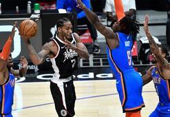 NBAde Los Angeles Clippers, üst üste 7. kez kazandı