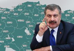 Son dakika... Türkiyenin güncel aşı haritası erişime açıldı Sağlık Bakanlığı sitesinden takip edilebilecek