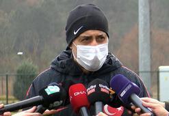 Tolunay Kafkas: Oyuncuların uluslararası seviyede yarışması lazım