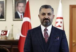 Ebubekir Şahin RTÜK Başkanlığına yeniden seçildi