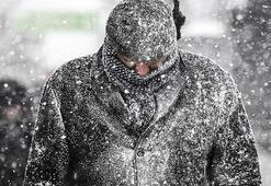 Son dakika haberi | İstanbula kar geliyor İşte ilçe ilçe kar kalınlığı