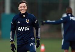 Son Dakika | Fenerbahçe, Mesut Özili KAPa bildirdi İşte sözleşme detayı...