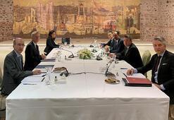 Son dakika... Türkiye-Yunanistan istikşafi görüşmesi sona erdi