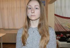 Eşi falçatayla saldırmıştı En ağır cezayı almasını istiyorum