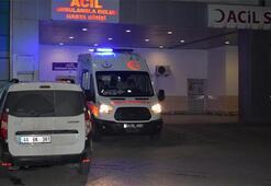 Malatyada silahlı saldırı: 2 yaralı