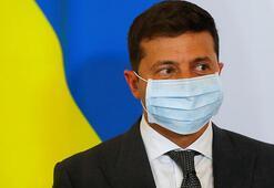Ukrayna Devlet Başkanı Zelenskiy: Karantina bitti, aşılama şubatta başlıyor