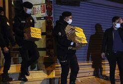 HDP Esenyurt ilçe binasındaki operasyonda iki kişi gözaltına alındı