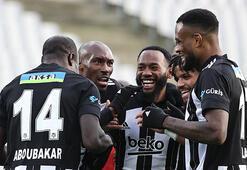 Son dakika - Beşiktaşta herkes golcü İnanılmaz rakam...