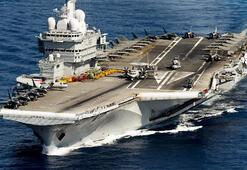 Son Dakika: Türkiyeye karşı uçak gemisi Fransadan Yunanistana...